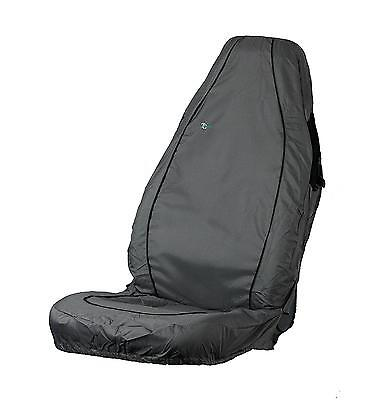 Town and Country Air Bag Compatible Seat Cover Grey