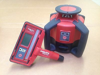 Hilti PRE3 Rotating Laser Level With Digital Receiver