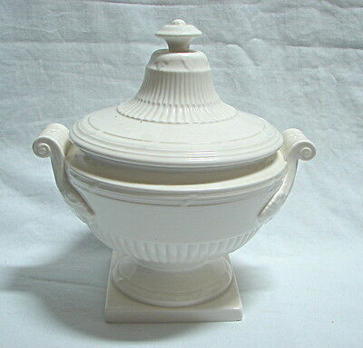 Vintage Villeroy & Boch 250 Year Julilee Classical Urn  LOUISE BLANC