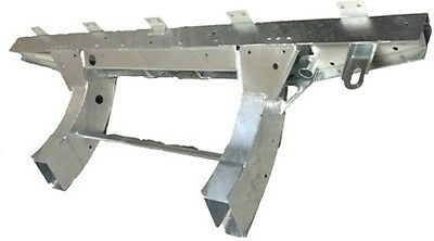 """Land Rover Defender 110"""" Galvanised Rear Crossmember With Chassis Extensions"""
