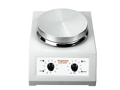 NEW Magnetic Stirrer Aluminum top Hotplate mixer up to 350°C from Sydney