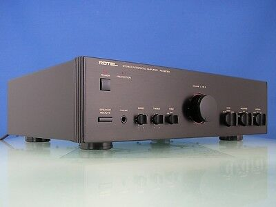 Rotel Ra-980Bx Top End Stereo Amplifier Mint