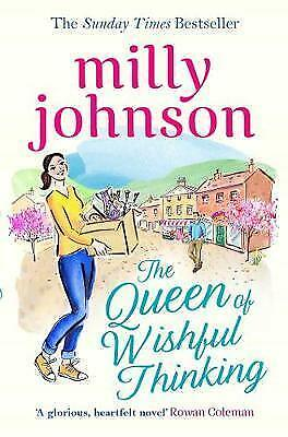 The Queen of Wishful Thinking by Milly Johnson Paperback BRAND NEW BESTSELLER