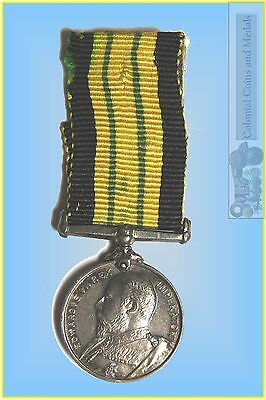 Africa General Service Medal, No Clasp... a nice early Miniature...