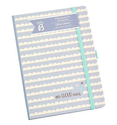 Busy B Clouds Pregnancy Journal Book