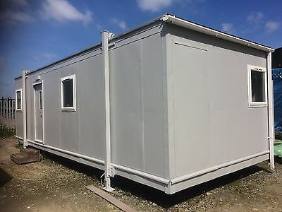 30' x 12' Refurbished Portable Office Unit £4,500+ VAT