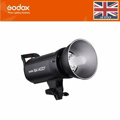 Presale Godox New SK400II 2.4G Photography Studio Flash Strobe Lamp Light Head