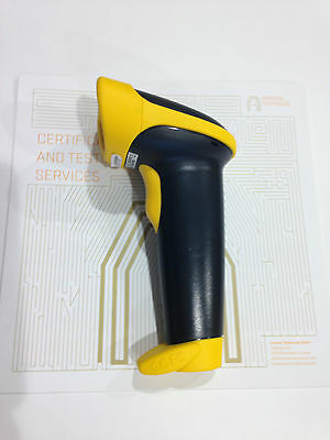 Wasp BarCode Wasp WWS550i Freedom Cordless BarCode Scanner 633808920623