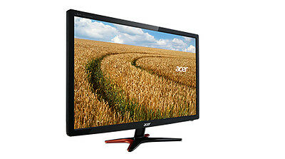 "Acer Touch GN246HL 24"" 1920 x 1080pixels Tabletop Black touch screen monitor"