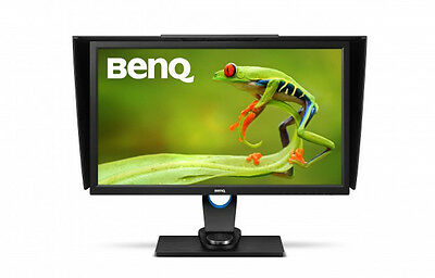 "Benq SW2700PT 27"" 2K Ultra HD IPS Black computer monitor LED display"