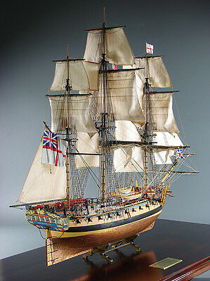 Shipyard 69: Fregatte HMS Enterprize  1:96