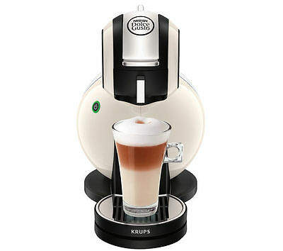 DOLCE GUSTO Dolce Gusto Melody 3 Hot Drinks Machine Ivory/ New / RRP 89.99£