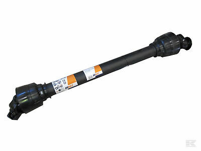 Medium Duty T40 Series 4 PTO Drive shaft 1000 mm Long 27x74 mm UJ