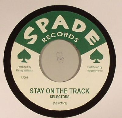 "SELECTORS/PAT EDWARDS - Stay On The Track - Vinyl (7"")"