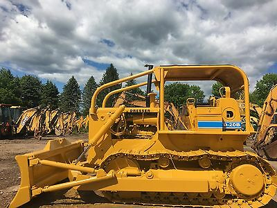 International Dresser Bulldozer TD20-B