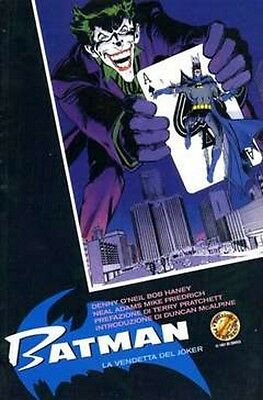 Batman La Vendetta Del Joker  Play Press  50% Di Sconto