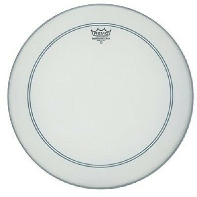 "Remo Powerstroke 3 Coated 22"" Bass Drum Head ! Bass Drum-Fell 22"""