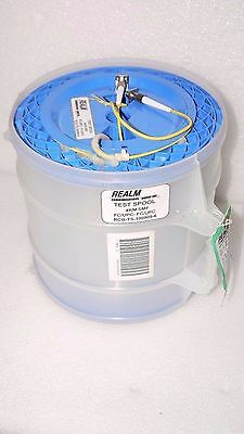 Corning Smf-28 Single Mode Optical Fiber Cable Wire Spool 4Km 4470 Meters