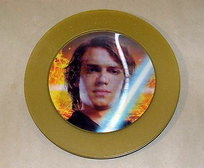 Star Wars Episode III Collectible Lenticular 3-D Plate - Revenge of the Sith