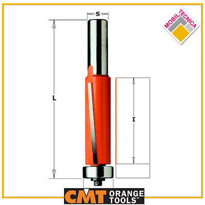 CMT Orange Tools 906.128.11 Fraise de d/éfonceuse HM S8 diam/ètre 12,7/ x/ 12,7/ mm