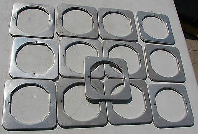 Hold Down Ring for Northwestern 60 A&A Gumball Vending Machines Lot of 13 Used