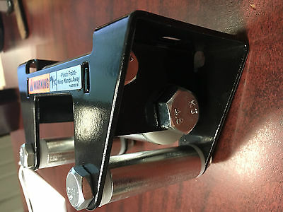 Plow roller fairlead - fits small drum winches 2.0/2.5