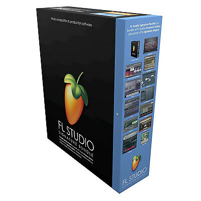 Image Line FL Studio 20 Signature Edition Windows Full Version **New* Download