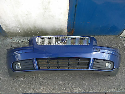 Volvo S40 V50 2004-2008 Front Bumper Complete With Grille And Fogs
