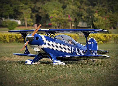 "R/C Plane Kingcraft Pitts Special S-2B 1200mm (47"") ARF"