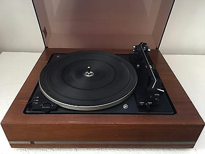 PLATTENSPIELER DUAL 1210 TURNTABLE TYPE CK6 33Umin 45Umin 78Umin Fully Working