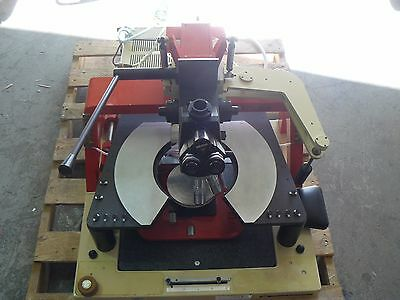 Karl Suss Psm6 Analytical Wafer Probe Station W/ Mitutoyo Head And 20X And 50X