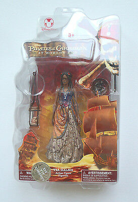 Disney Store Pirates of the Caribbean At World's End Tia Dalma Figure, New