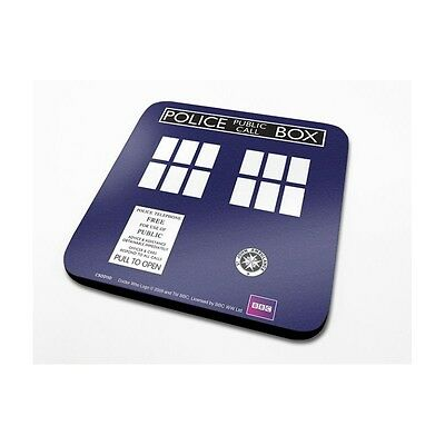 Doctor Who - Coasters Tardis 10cm