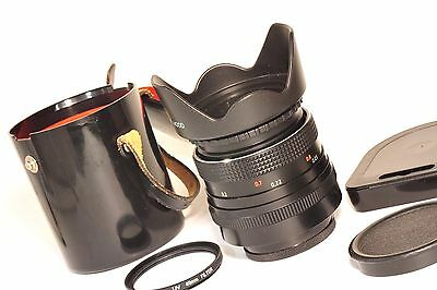 Lens Flektogon  35mm/2.4, Carl Zeiss Jena, Pentax screw/ M42 mount