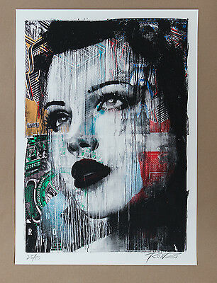 Rone When She's Gone Private Commission Edition of 50