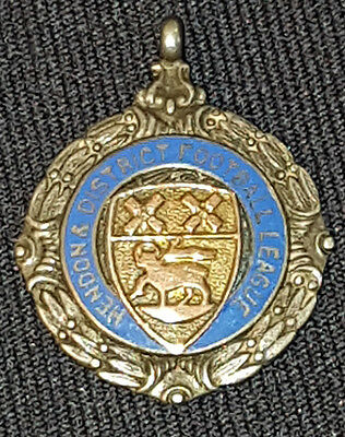1938-39 Hendon & District Football League Division 4 Wars - Sterling Medal