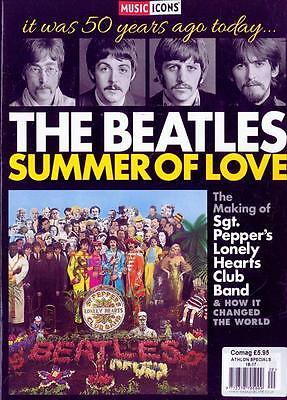 MUSIC ICONS Beatles Sgt.Pepper Special June 2017 NEW