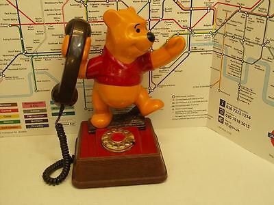 Winnie the Pooh Telephone from the 1970s