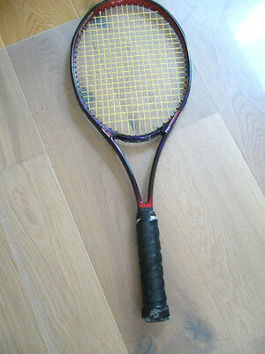 Dunlop Pro Series Super Wide body tennis racquet. With Head Cover