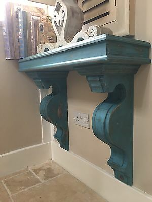 Bespoke Handmade To Order Shabby Chic Painted Hallway/console Table