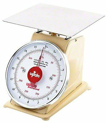 Update International UP-71 Analog Portion Control Scale with Enamel Finish, 1...