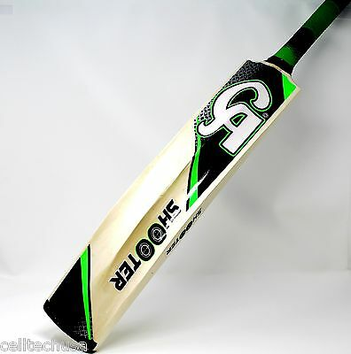 CA Willow Cricket Bat for Tape Tennis Soft Ball - Full Adult Size - US Seller