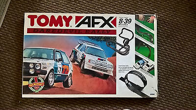 Boxed Tomy Aurora AFX - Daredevil Rally Set Complete