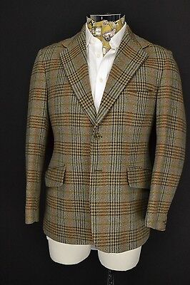 "40"" Short Lambourne Hacking JACKET Phillips & Piper Multi Check"
