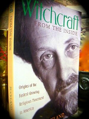 Raymond Buckland: Witchcraft From The Inside ~ Revised Edn Sc 1995  Occult Wicca