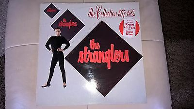 The Stranglers. The Collection 1977-1982. Liberty Vinyl LP Record. Excellent.