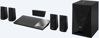 Sony Blu Ray Home Cinema System - BDV-N5200 - Bluetooth NFC WiFi - Wireless Rear