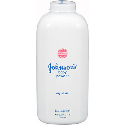 Johnson's Baby Powder, Classic Scent, 22 Oz. (Pack of 3)