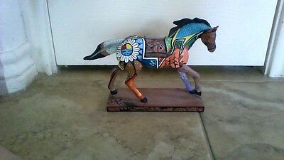 Trail of Painted Ponies INDIAN SUMMER 1st Ed 1E 10613 NEW Retired Westland Pony