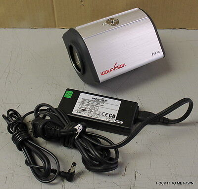 Wolfvision EYE-10 Document Camera w/Power Adapter.